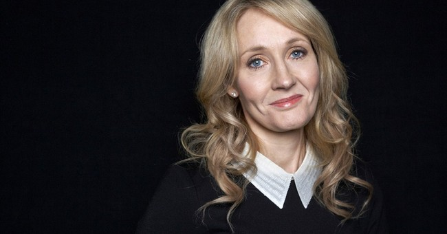 Rowling writes backstory of Potter character