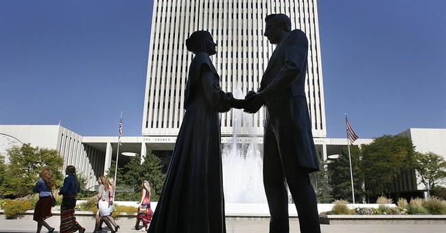 Mormon founder had teen bride during polygamy days
