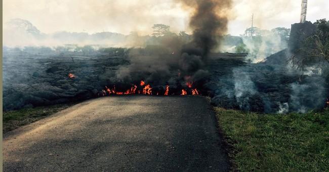 Hawaii volcano lava prompts evacuation concerns