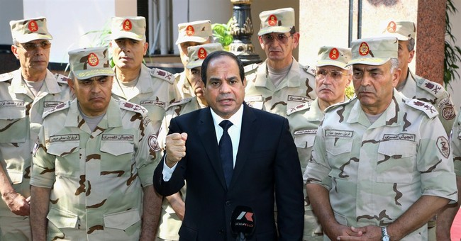 Egypt moves against both terror and dissent