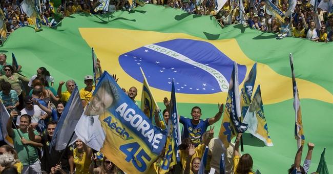 Brazil's election: 'Ghosts' versus 'Monsters'