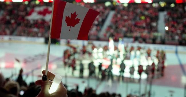 Hockey returns to Ottawa with emotional ceremony