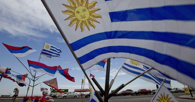 Outgoing president's party leads Uruguay contest