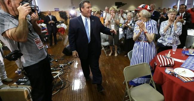 NJ Gov. Christie back again in Iowa; 2016 on mind?