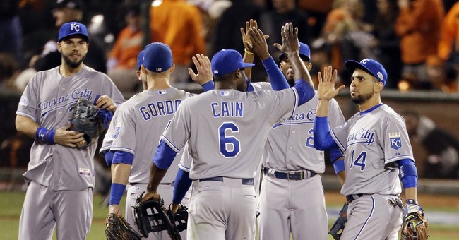 World Series TV rating down from '13, up over '12