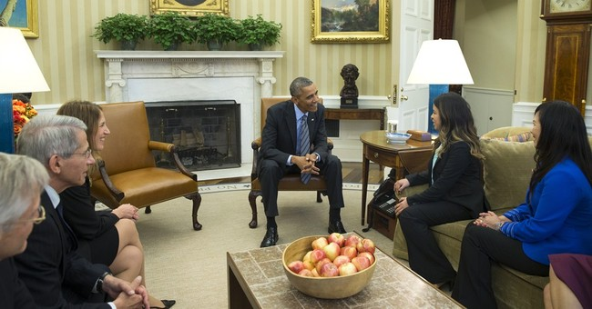 Obama: Science, not fear, key to Ebola response