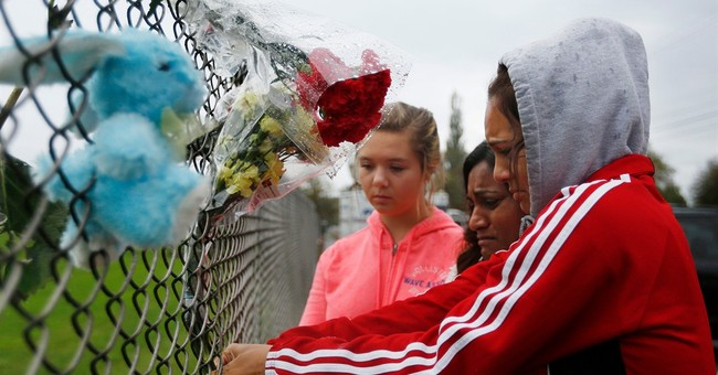 Tribe reels from Washington state school shooting