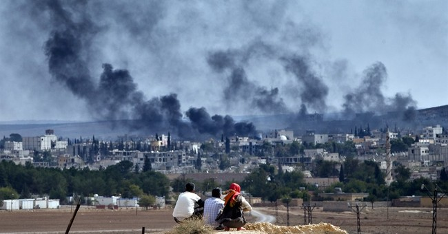 Syria activists say Kobani death toll passes 800