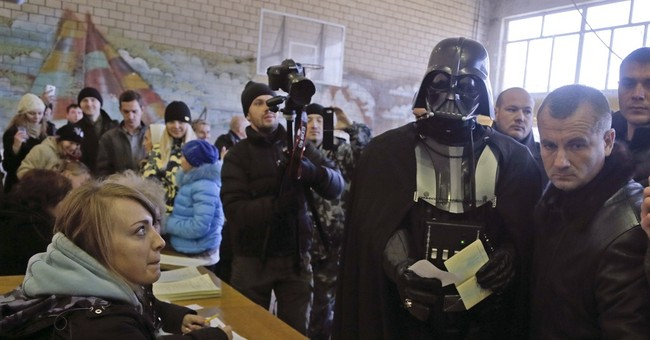 Pro-Western parties seen leading Ukraine vote