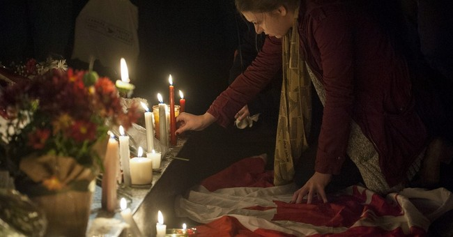 Gunman in Canada attack prepared video of himself
