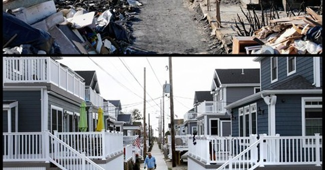 AP PHOTOS: 2 years after Superstorm Sandy