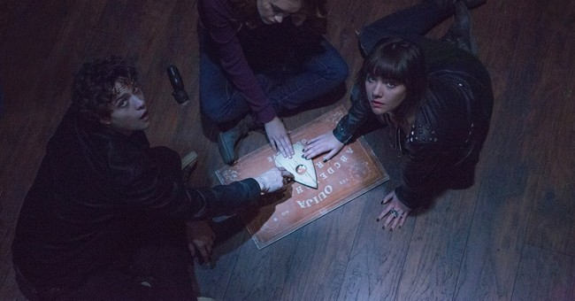 Spirits move 'Ouija' to No. 1 at the box office