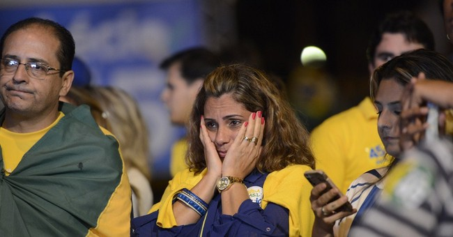 Challenges face Brazil president after re-election