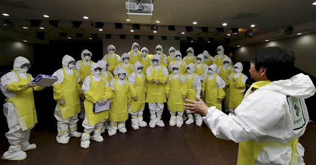 Poor health systems in Asia cause for Ebola alarm