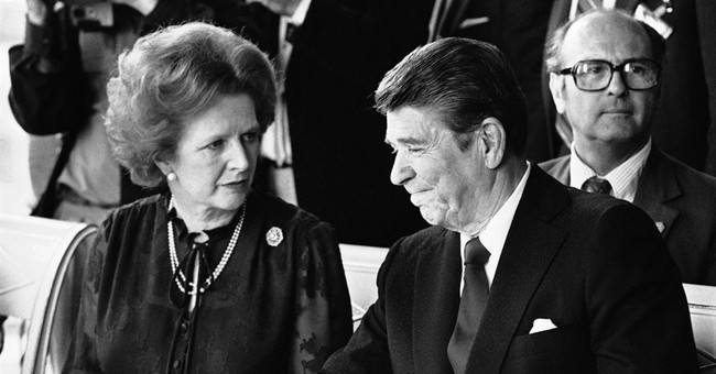 UK papers show hunt for Thatcher-Reagan hoaxers
