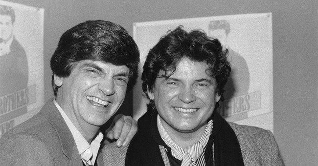 Phil Everly and brother were architects of harmony