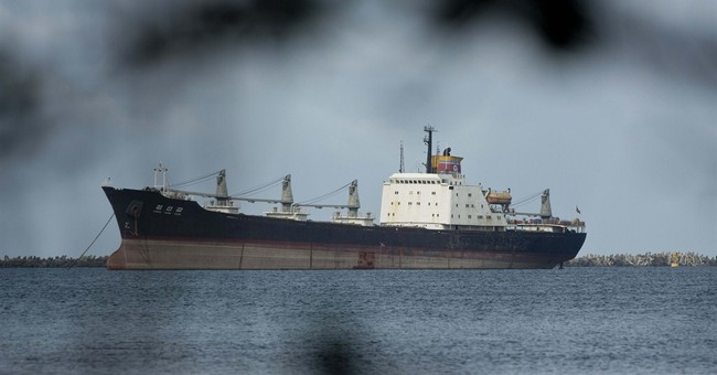 Panama orders release of crew of N. Korean ship