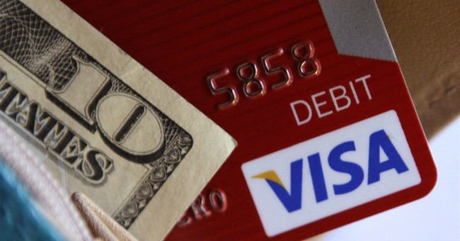 Card spending lifts Visa's 1Q above expectations