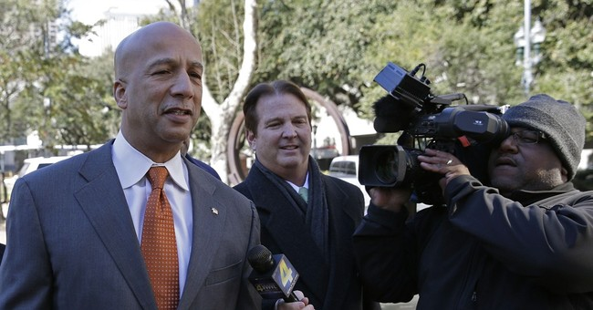 1st witness says he bribed ex-New Orleans mayor