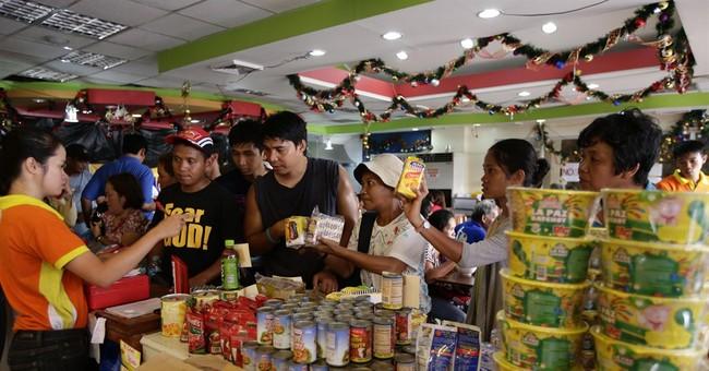 Philippine economy grew 7.2 percent in 2013