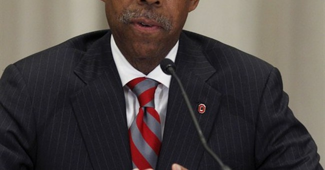 Ohio State names California educator as president
