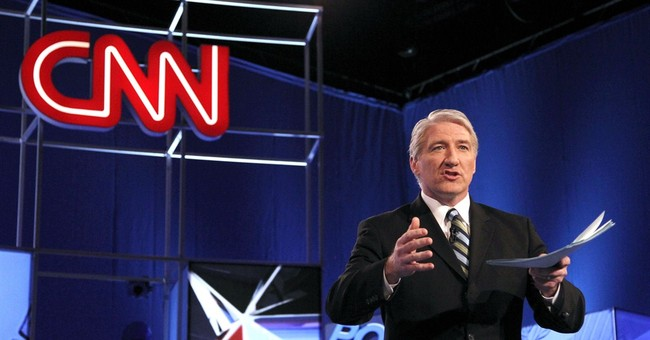 CNN's King to report Sunday political show
