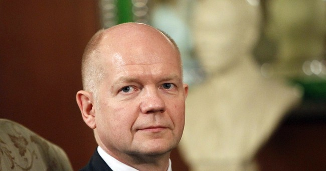 Hague says Britain eyeing increased role in Asia