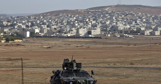 Syrian rebels clash with government troops, 35 die