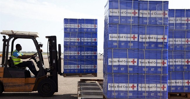 International community ramps up Africa Ebola aid