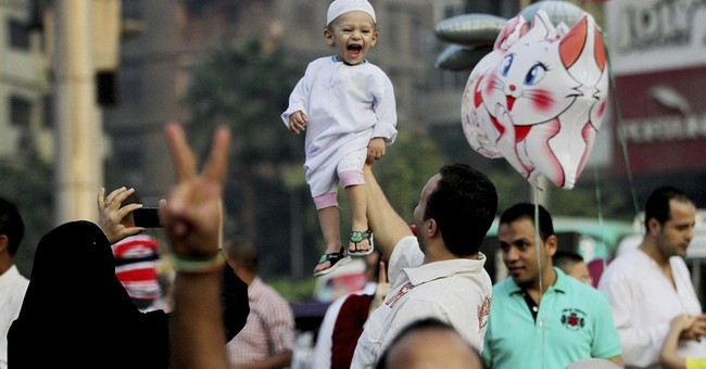 APNewsBreak: Egypt's birth rate dramatically rises