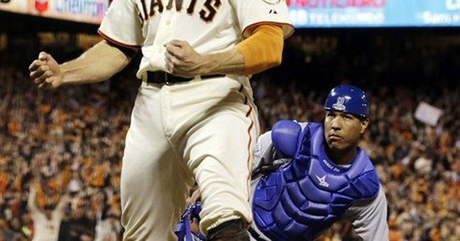 Bumgarner's latest gem has Giants on cusp of title
