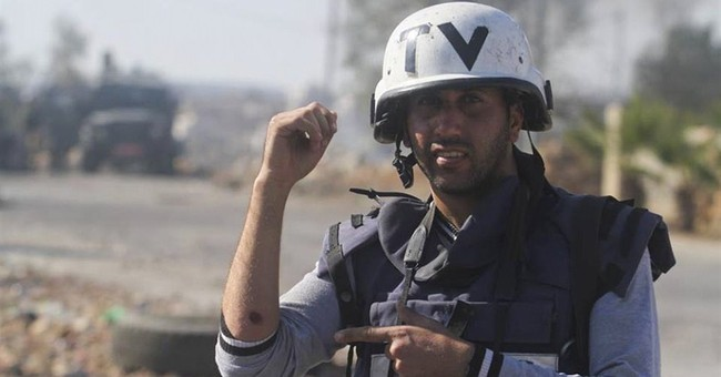 AP photographer shot by Israeli rubber bullet