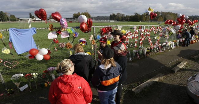 Washington school shooter remembered with victims