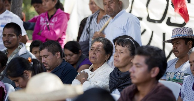 Families of missing Mexican students still waiting