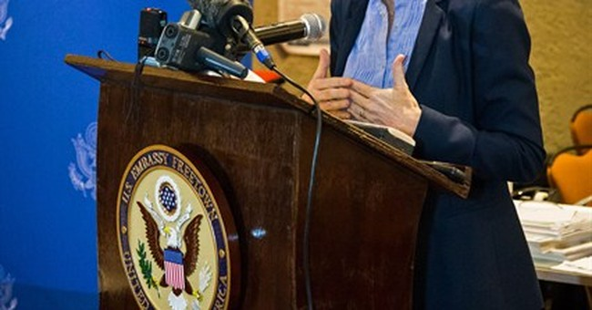 US official: Welcome home medics fighting Ebola