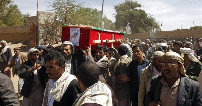 Officials: Clash in Yemen town kills 250 in 3 days
