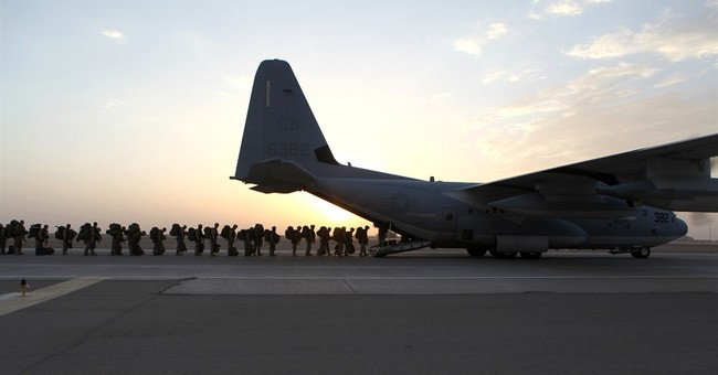 Marines leave Afghanistan after tough war years