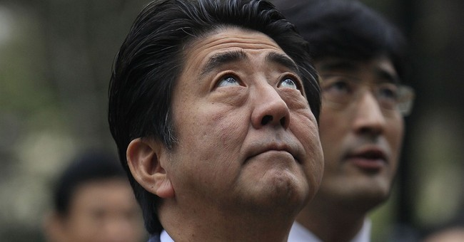 Agenda of Japan's Abe challenged as scandals mount