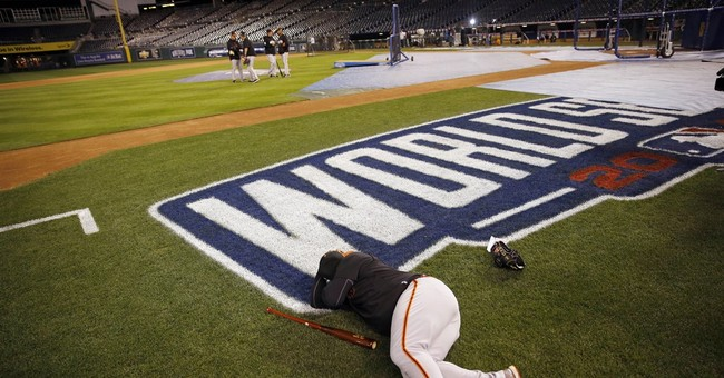 World Series not gripping to TV viewers