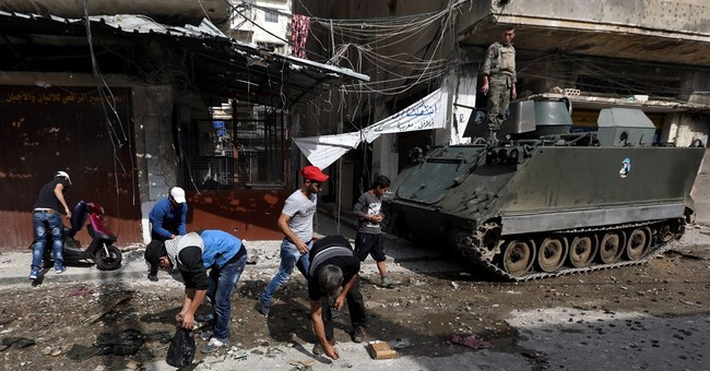 Calm prevails northern Lebanese city after clashes