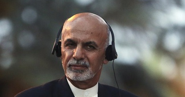 New Afghan president to head to China