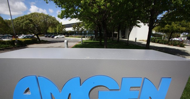 Amgen beats 3Q estimates while shrinking workforce