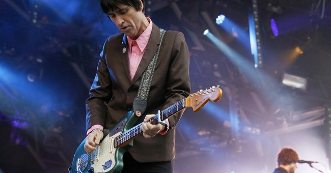 Johnny Marr returns to rock roots on 'Playland'