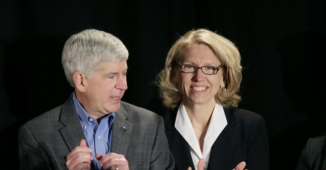Old-style populism lives on in Michigan race