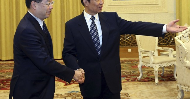 Chinese VP meets with Japanese governor delegation