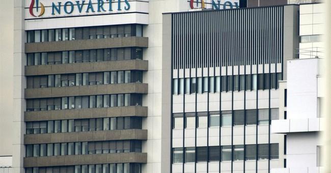 Swiss drug maker Novartis posts strong profit