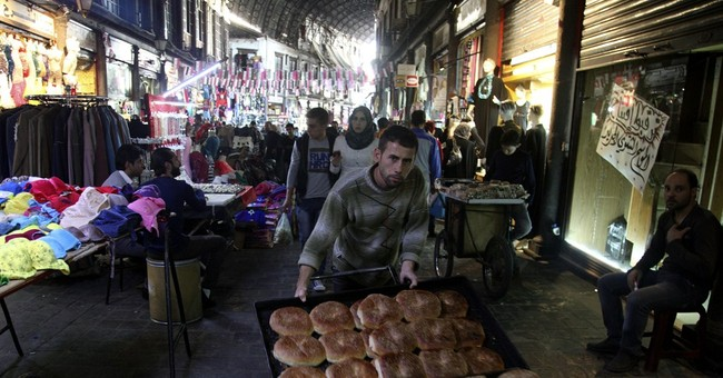 Syria's 3 ½-year conflict roiling the economy