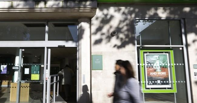 Britain's Lloyds bank to cut 9,000 jobs