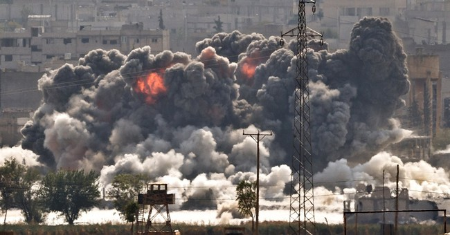 Iraqi Kurds head to fight militants in Syria