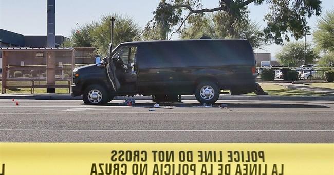 Arizona officer kills inmate who fled
